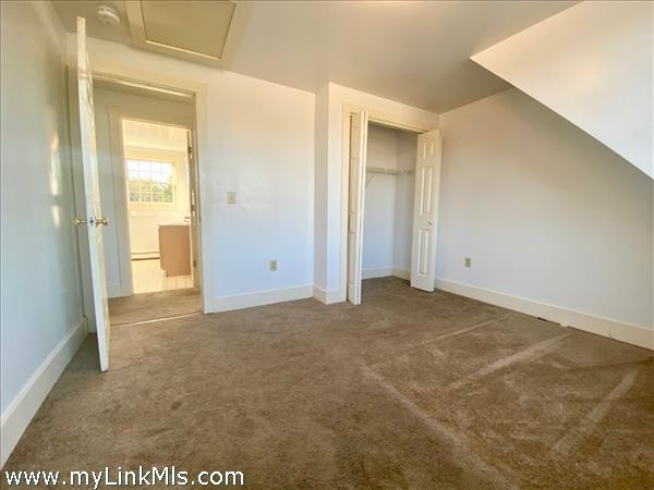 Left Unit - Bedroom 1