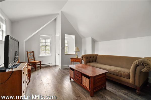 Garage Apartment Living Room - 2nd Floor