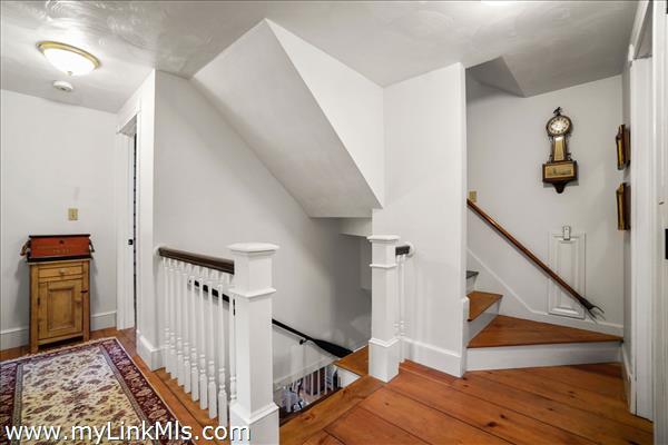 Stair to 3rd Floor