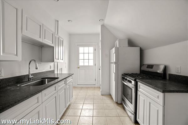 Garage Apartment Kitchen - 2nd Floor