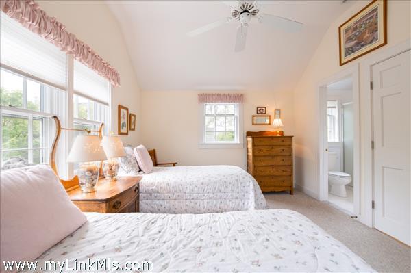 Second floor guest suite, Room 2