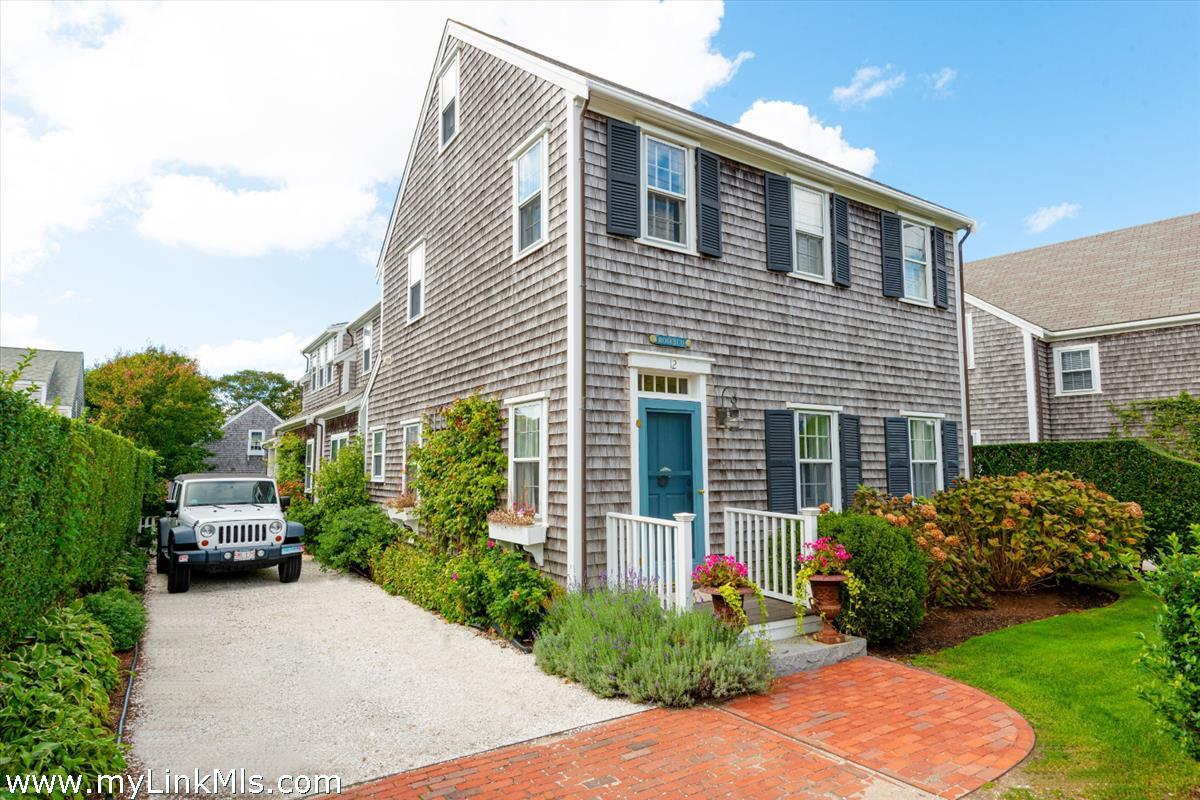 12 New Lane Nantucket MA