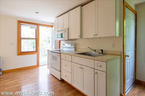 Garage Apartment Kitchen