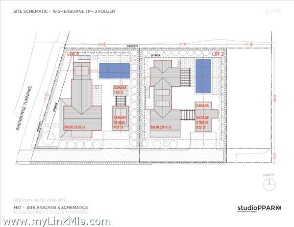 Sample Site Plan