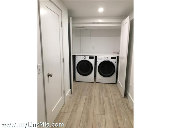 Renovations for Lower Level Laundry Room